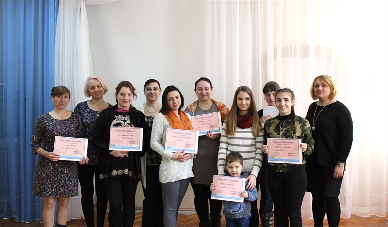 "The first group of parents in the Republic of Moldova participated in the ""MellowParenting"" educational program"