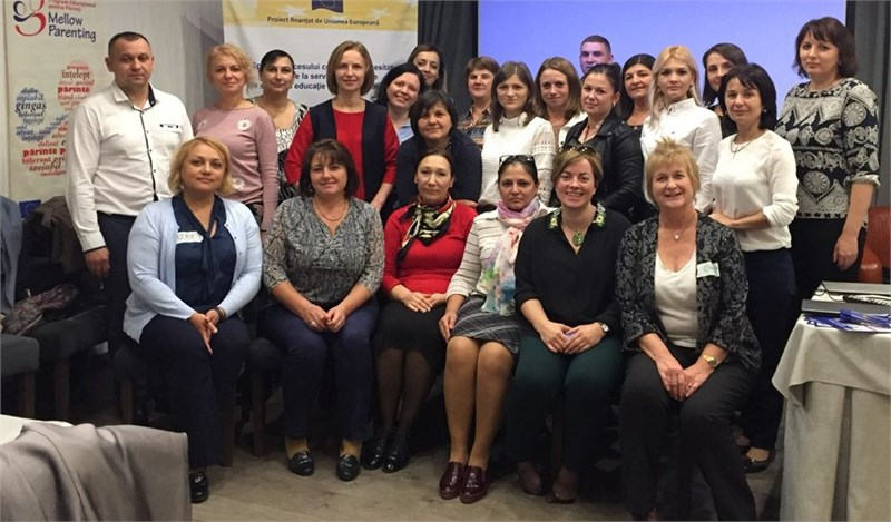 Mellow Parenting Practitioners' Day in Moldova